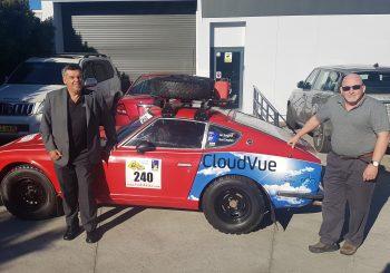 Good luck Car240 in Trek4Kidz
