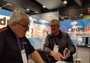 Dutch 3mensio staff meet with CDN's Jon Wye