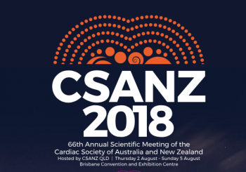 Cardiovascular disease a vital topic at CSANZ Meet