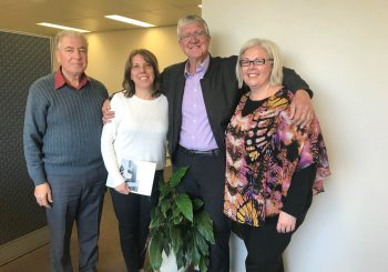 Colin Scobie retires after 18 years with CDN