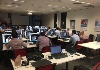 CDN features at Edwards Lifesciences workshop in Sydney