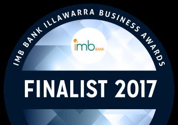 CDN Finalists in IMB Illawarra Business Awards 2017