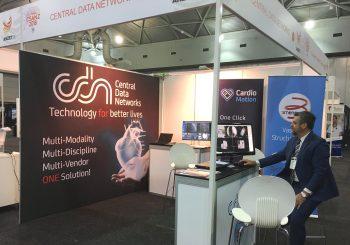 CDN on site at ANZET/CSANZ 2018